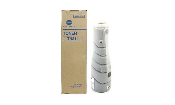 Cartus Toner Original Konica Minolta TN-211 8938415 Black, 17500 pagini