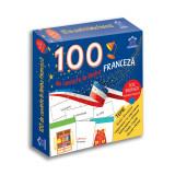 100 de cuvinte in Limba Franceza - joc bilingv, Editura DPH