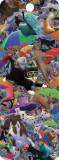 Semn de carte 3D - Cats & Dogs