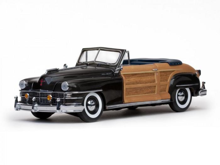 Macheta Auto Sun Star, 1948 Chrysler Town 1:18