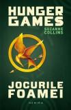 Jocurile foamei (ebook Trilogia Jocurile foamei partea I)