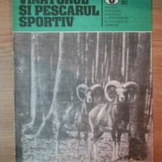 REVISTA ''VANATORUL SI PESCARUL SPORTIV'', NR. 6 IUNIE 1982