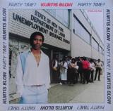 VINIL   Kurtis Blow – Party Time?  - VG -