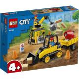 Cumpara ieftin LEGO® City Great Vehicles 60252 - Buldozer pentru construcții