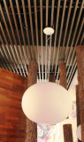 Light Flos Glo-Ball pendant lamp