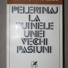 PELERINAJ LA RUINELE UNEI VECHI PASIUNI - TEODOR MAZILU 1980