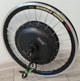 Roata bicicleta electrica 36v 500w (roata spate 20 inch) Mxus XF40