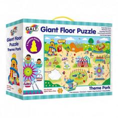 Giant Floor Puzzle: Parcul de distractii (30 piese), Galt