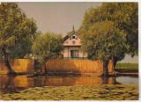 Bnk cp Casa de pescar in Delta Dunarii - Vedere - necirculata, Printata
