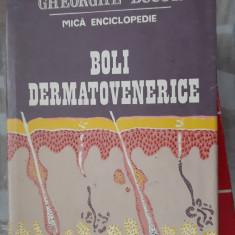 Boli Dermatovenerice.  Mica Enciclopedie - Gh. Bucur STARE FOARTE BUNA .