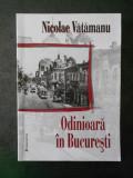 NICOLAE VATAMANU - ODINIOARA IN BUCURESTI  (2007)