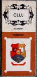 CLUJ Stadtplan-Rumanien-Harta de oras.Editat de Kreistouristenamt Cluj 1974.