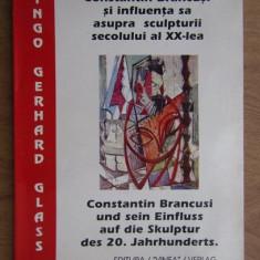Constantin Brancusi si influenta sa asupra sculpturii secolului al XX-lea