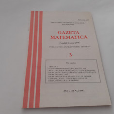 GAZETA MATEMATICA NR 3/ 1997