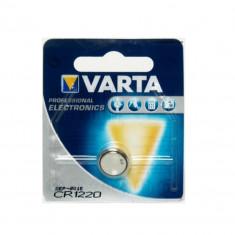 Baterie 3V CR 1220 pentru telecomanda auto, VARTA LITHIUM AllCars
