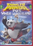 DVD: Kung Fu Panda - Po's Winter Wonderland ( 2012, original, sub. engleza )