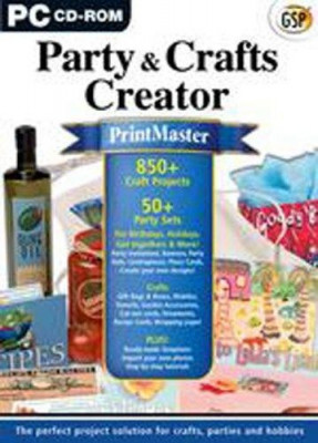 Print Master Party and Crafts Creator foto