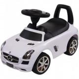 Masinuta Copii Fast Mercedes - Sun Baby - Alb