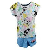 Pijama de vara fete E Plus M Powerpuff PPG 52 04 004-1, Multicolor