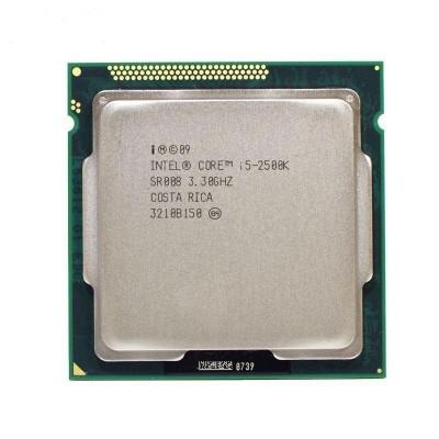 Procesor Intel Sandy Bridge, Core i5 2500K 3.30GHz foto