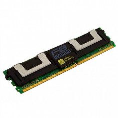 Memorii Server DDR2 FBDIMM 4GB PC2-5300F ECC, REG MACPRO, HP, Dell