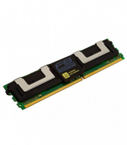 Memorii Server DDR2 FBDIMM 4GB PC2-5300F ECC, REG MACPRO, HP, Dell