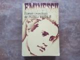 Eminescu Roman cronologic de Petru Vintila