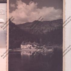 CARTE POSTALA*TUSNAD-BAI*PLAJA*AGFA, Circulata, Printata