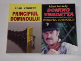 ADAM KENNEDY - PRINCIPIUL DOMINOULUI + DOMINO VENDETTA