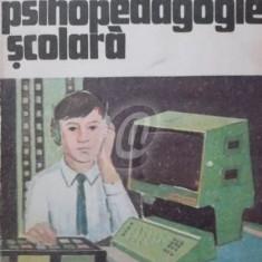 Psihopedagogie scolara