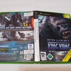 [XBOX] Peter Jackson's King Kong The Official Game of The Movie -joc Xbox clasic