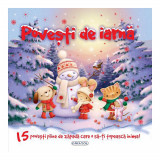 Carte Editura Girasol: Povesti de iarna