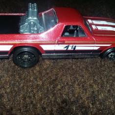 jucarie veche,MACHETA masinuta metalica Chevrolet El Camino 1968,T.GRATUIT