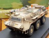 Macheta TPZ Fuchs A4 Bundeswehr ISAF - Panzerstahl scara 1:72