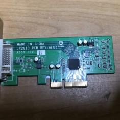Fujitsu Siemens LR2910 ADD2 Card PCIe x16 DVI low profile #61738