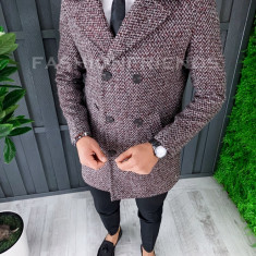 Palton toamna - pentru barbati - LICHIDARE DE STOC - A7043