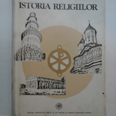 ISTORIA RELIGIILOR - EMILIAN VASILESCU - editia 1982