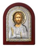 Icoana Argint Iisus Hristos, 6x8.5cm Cod Produs 2723