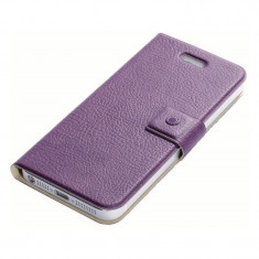 Husa APPLE iPhone 5\5S\SE - Fenice Diario (Violet)