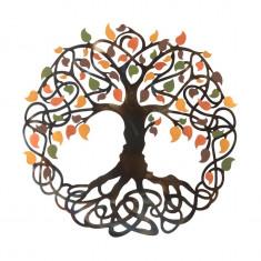 Placheta decorativa perete Copacul vietii - Intelepciune