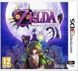 Legend Of Zelda Majoras Mask Nintendo 3Ds