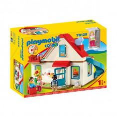 Playmobil 1.2.3 - Casa familiei