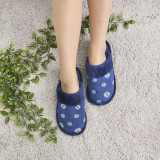 Cumpara ieftin Papuci De Casa De Dama Dali Albastru Inchis 41 EU Albastru Inchis