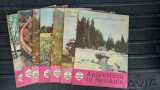 REVISTA APICULTURA IN ROMANIA - ANUL 1988 NUMERE 1,3,5,6,8,9,12