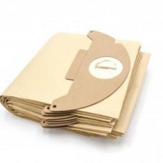 Set de 10 buc saci de hartie pentru aspirator Karcher 2501 tip 6.904-143
