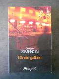 GEORGES SIMENON - CAINELE GALBEN