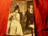 Fotografie Film Dreamy Sweedy 1914 cu Wallace Beery SUA,dim.=15x10,5cm