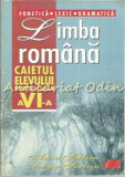 Limba Romana. Fonetica. Lexic. Gramatica - Anca Serban, Sergiu Serban