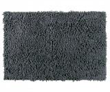 Covoras de baie Chenille Grey 50x80 cm