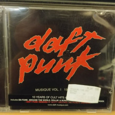 Cumpara ieftin Daft Punk - Musique Vol.1 1993-2005 CD original 2006 Comanda minima 100 lei